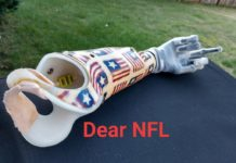 Dear NFL Disabled Vet